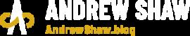 Andrew Shaw blog logo